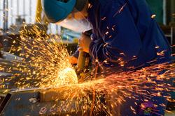Metallverarbeitende Industrie, Schweißer