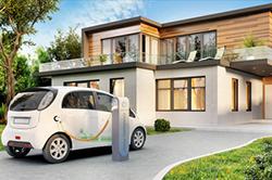 Elektromobilität mit steuerlicher Förderung