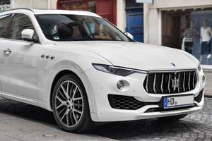 Fahrtenbuch: Ärger für Maserati-Fahrer